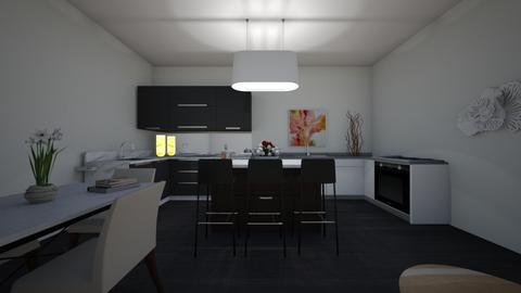 kitchen  - Kitchen  - by Flopfish