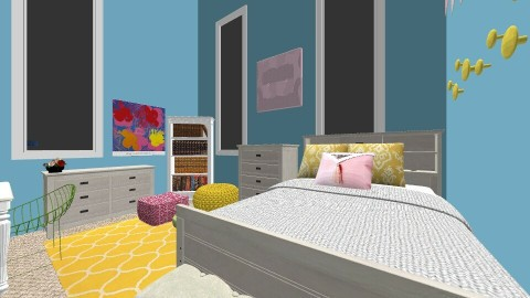 Full House renovated - by Jess2talk
