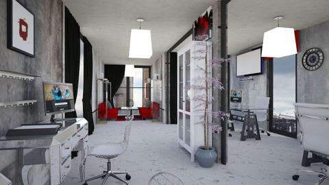 Container office - Office  - by zayneb_17