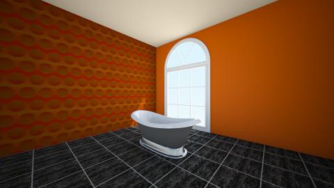 bohemian bathroom - Bathroom  - by orlando vasquez
