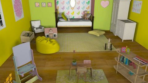 kids room - Eclectic - Kids room  - by kendra_b
