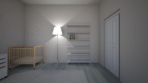 Kinderzimmer - Kids room - by vanessagrin