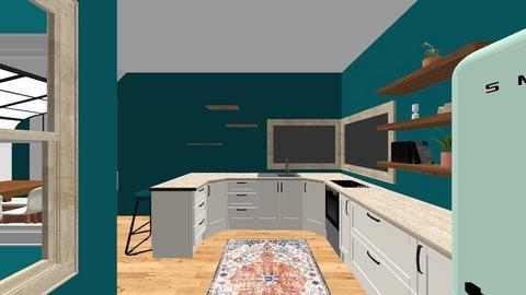 lincoln - Kitchen - by livvgrande