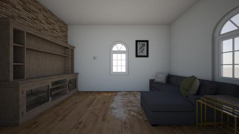 design 1  - Living room  - by RGOSCH8