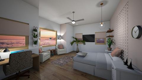 Dream Room - Bedroom - by JoJo Y