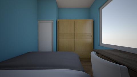 nicolas slaapkamer - Bedroom  - by natashavl