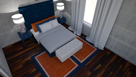 ASU - Eclectic - Bedroom  - by decordiva1