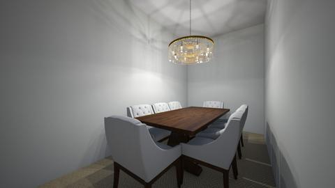 Dining room_DT - Modern - Dining room  - by Joshua1233210