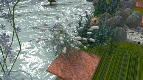 Vikend house - Rustic - Garden  - by kkm99