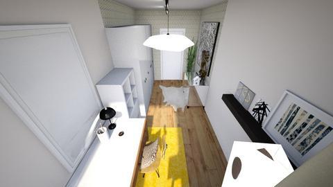 Wardrobe and art room v2 - by jessyctw