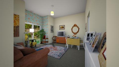 Grannys House - Vintage - Living room  - by JPOP