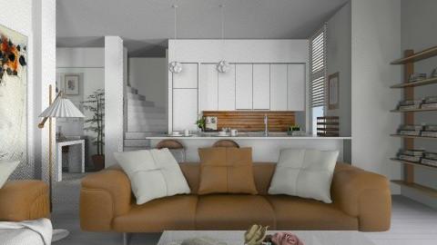 My house - by annasig