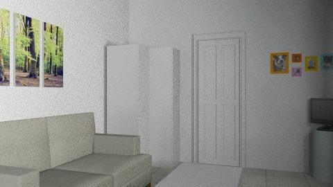 living room - Retro - Living room  - by sergine