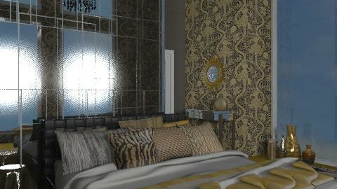 goldrush - Eclectic - Bedroom  - by chelseajade