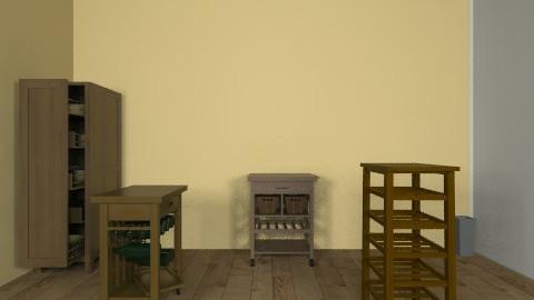 szikmo - Vintage - Bedroom - by szimi14