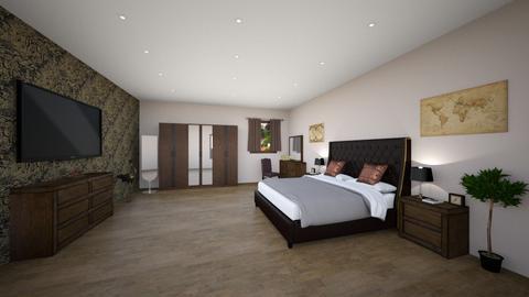 bedroom ap 9 - Bedroom  - by jakubmi
