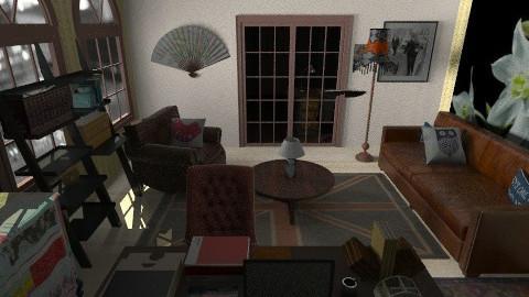 Dream office - Vintage - Office  - by vadmacsek95