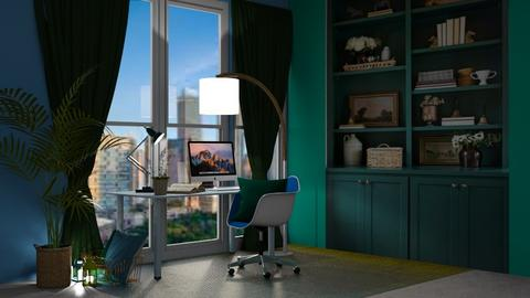 Earth Playful Office - Office - by beautiful luxury winter decoration