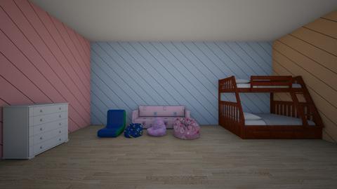 kids bedroom - Kids room  - by Brielle123