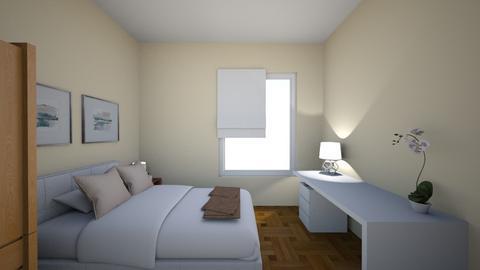 student - Bedroom  - by graziapiana123