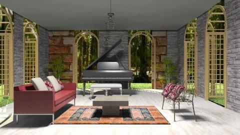 free - Modern - Garden  - by ninaswiman