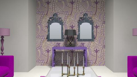 Glamourous Room - Glamour - by vina sian