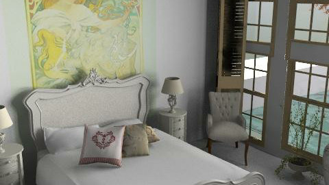 Slumber villa - Country - Bedroom  - by hunny