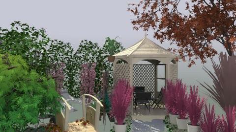 Modern Garden - Modern - Garden  - by Alexandra Ashely