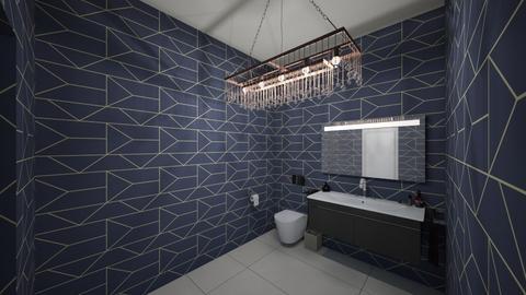 Downstairs Half Bath - Bathroom  - by Rsvo64