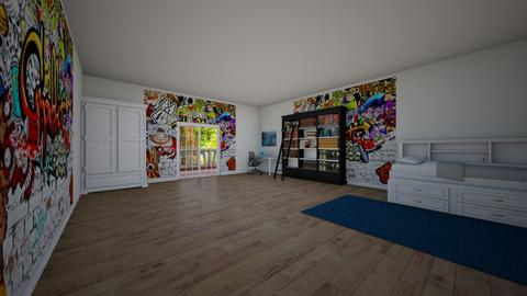 kids room - by pasticcere