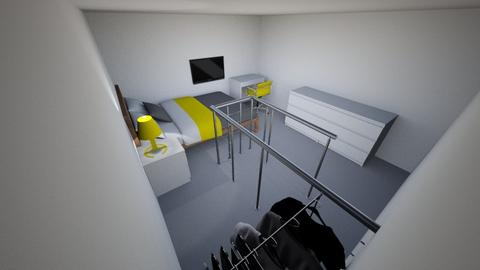 Caia Loft Room 2 - Bedroom - by marksenior