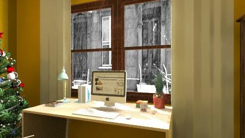 Office  - Eclectic - Office  - by katarina_petakovi