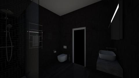 Zak - Bathroom  - by zak_wallace
