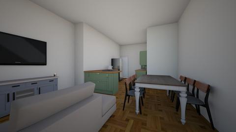 Sala_5 - Living room  - by matfernan