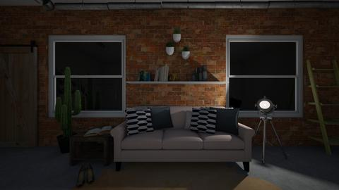 living room - Feminine - Living room  - by perry_lucia