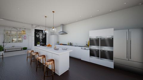 Dream Kitchen - Kitchen  - by rea sabs