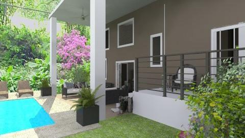 split level - Garden  - by myideas interiors