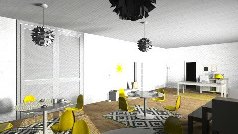 Cafe Design - Eclectic - by lils01