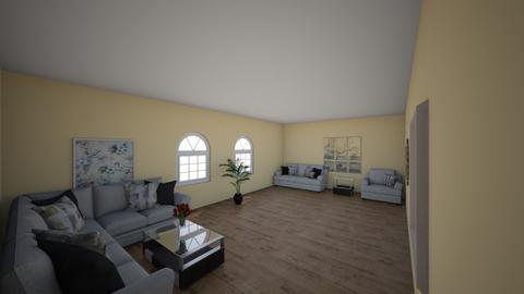 living room - by bex22