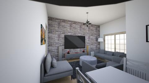 salon son hali 4 - Modern - Living room  - by filozof