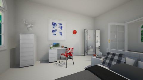 minimal white#2 - Minimal - Bedroom  - by franciss