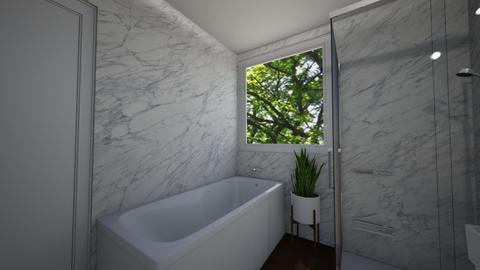 Selyem furdo - Bathroom  - by Anna2525