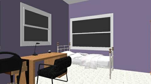 fes_room - Minimal - Bedroom - by saloua