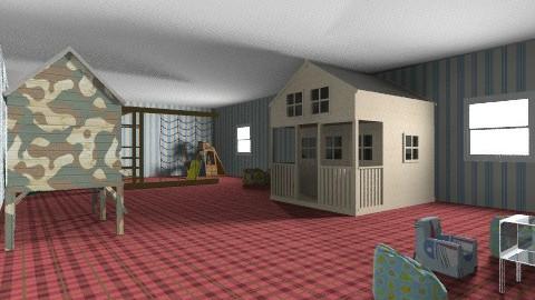 Kids o rama - Modern - Kids room  - by boom42522