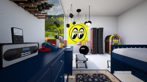 hahaha - Bedroom  - by enotbillies