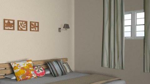 version6 - Country - Bedroom  - by nicky_poladova