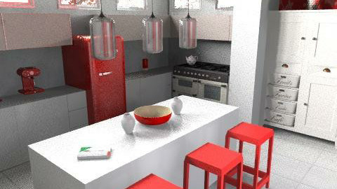 Sans Sink - Modern - Kitchen  - by kishwick