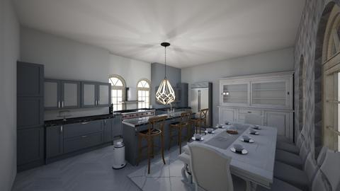 Morgan Williams kitchen - Kitchen  - by morganwilliams24