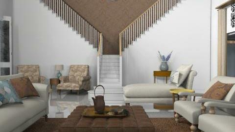 vienna night rain - Classic - Living room  - by Dina1970