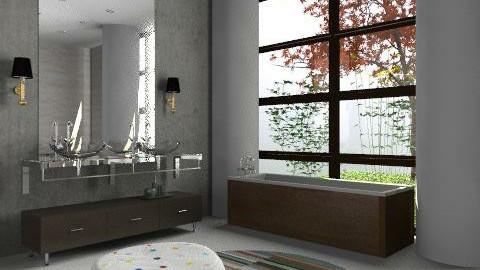 B Modern - Modern - Bathroom  - by 3rdfloor